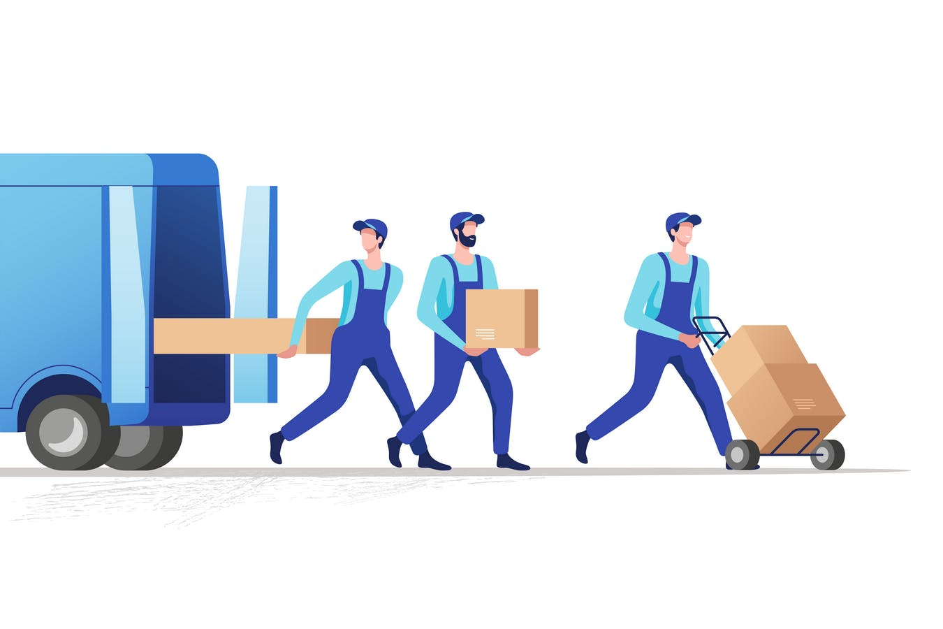 How much do movers & packers cost in dubai?