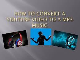 Converta o seu Youtube para o formato MP3 de alta qualidade